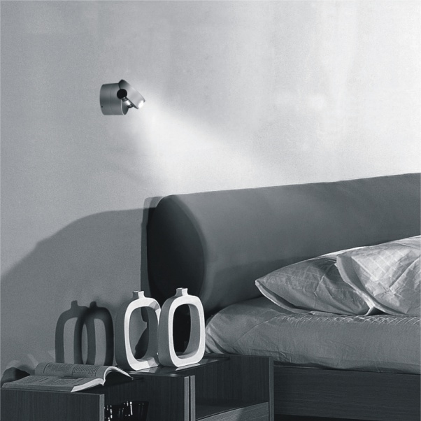Led Wall Light, Bedside Light, Led Hotel Project Light, Led Wall-Mounted Light, Led Wall Lamp
