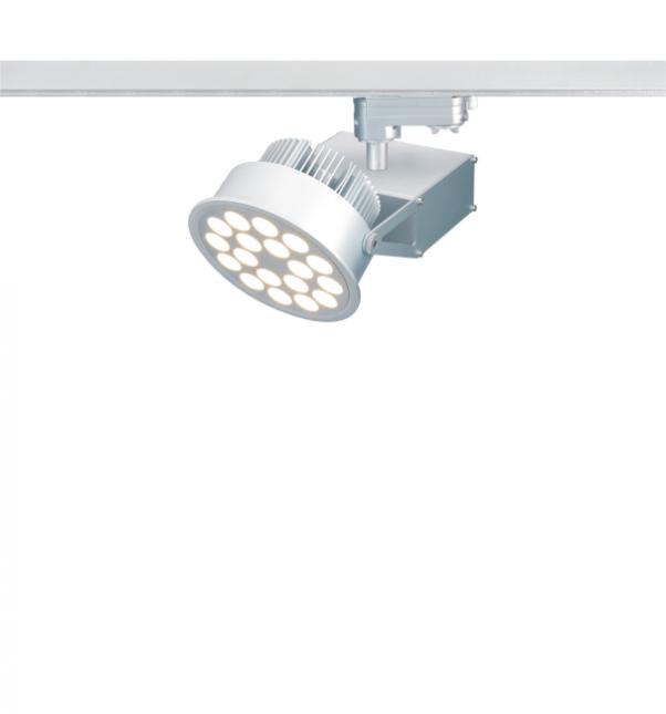 高壓軌道燈,高壓軌道燈,LED高壓軌道燈,單迴路高壓軌道燈,3電路的高壓軌道燈